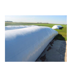 Quality and quantity assured silo tube silage bag