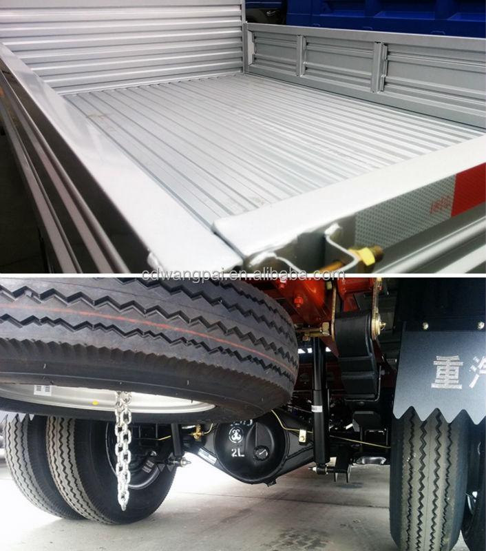 Cdw 717 Mini Truck (rhd)