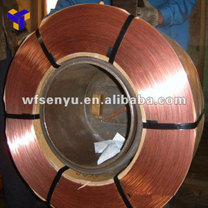 Copper Coated Tire Bead Wire