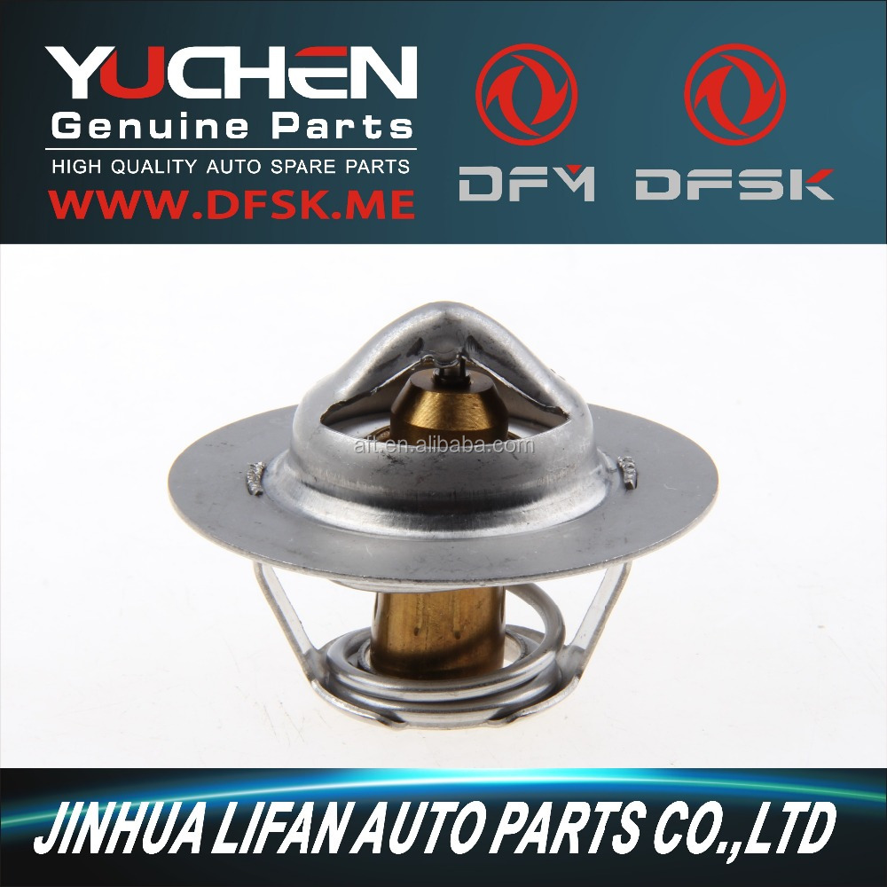 Thermostat for DFM