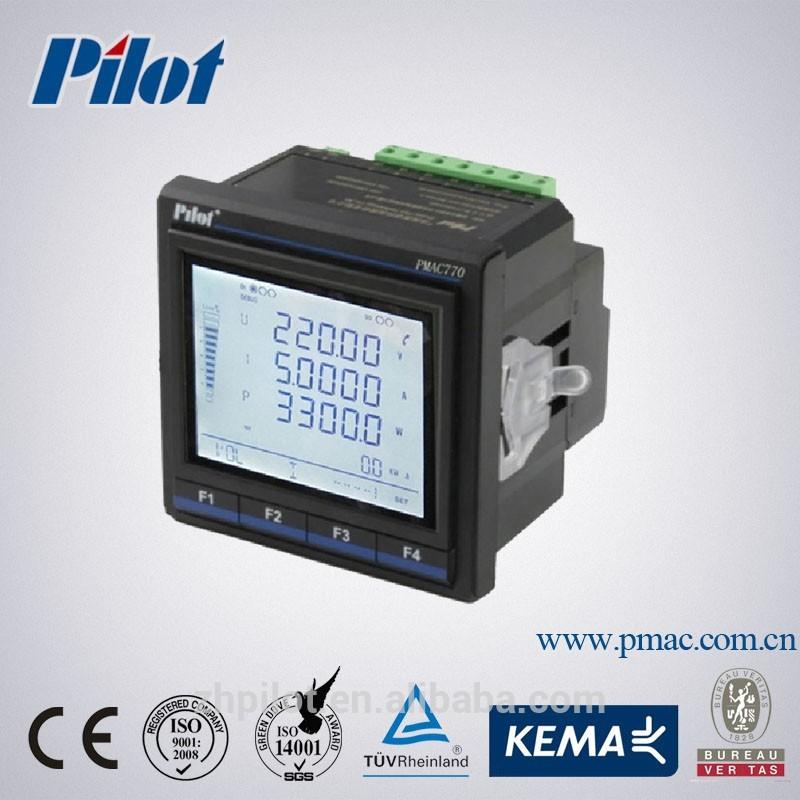 PMAC770 medidor inteligente Modbus,Modbus rtu rs485, medidor de ...