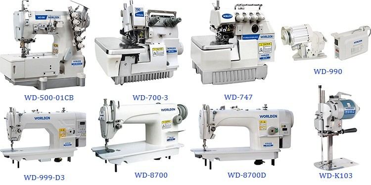 8500 Typical Industrial New Electric Single Needle Flat Lock Sewing Machine