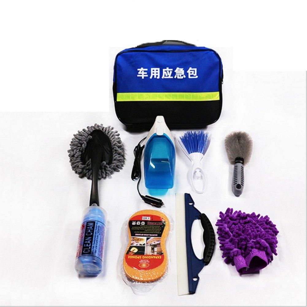 Buy Yhfxd 7 Pcs Set Car Cleaning Tools Kit Wash Car Interior