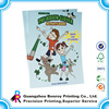 Qualified Funny Sticker Book Printing Custom Children English Funny Story Book