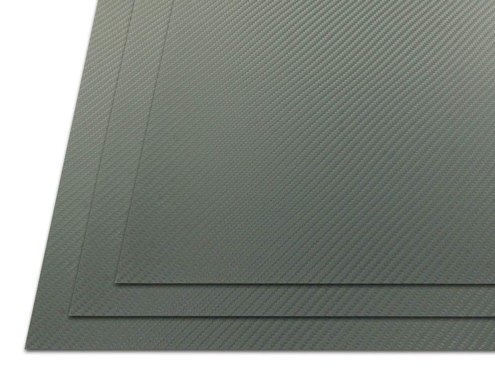 Holstex HolsterSmith Thermoform Sheet - .080 Gauge - Carbon Fiber/Tactical Textured - Foliage Green - 3 Pack