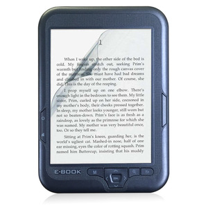NEW BK-6003 ink screen e-reader texet 6inch ebook reader