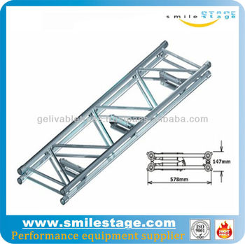 Metal trusses for sale line array truss light truss system for Where to buy trusses