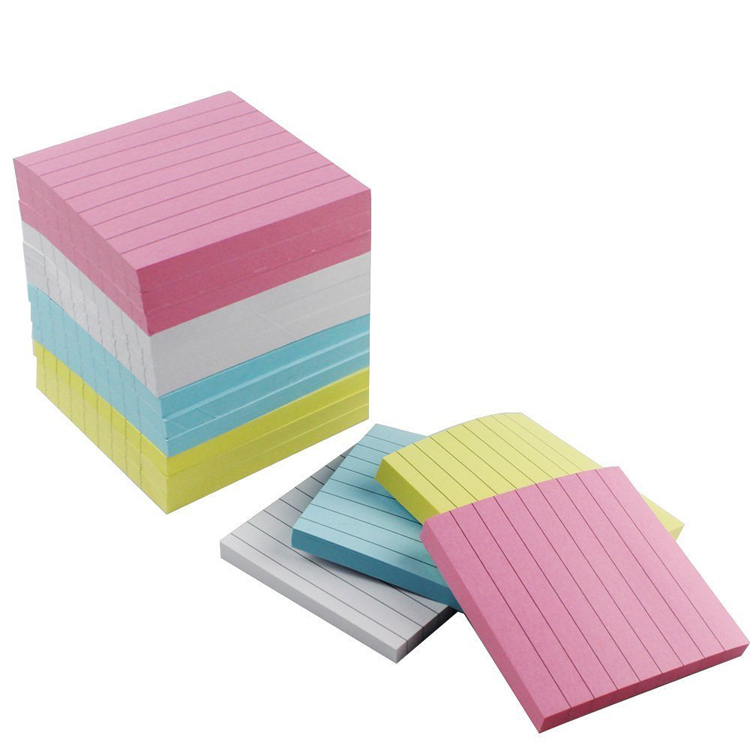 Memo Pad Sticker/Sticky Notes/Gerecycled Kleverige Pad