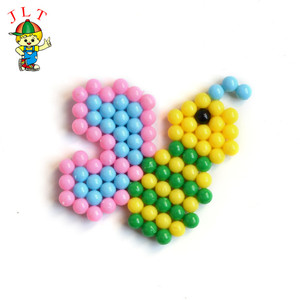 Eco-Friend DIY Colors Refill Water Beads Toys Aqua Beads for Kids