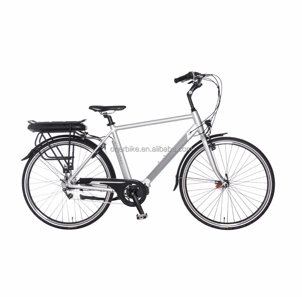 Electric Mountain Bike Aluminium Frame Dutch Bike Man Bike Ebike ...