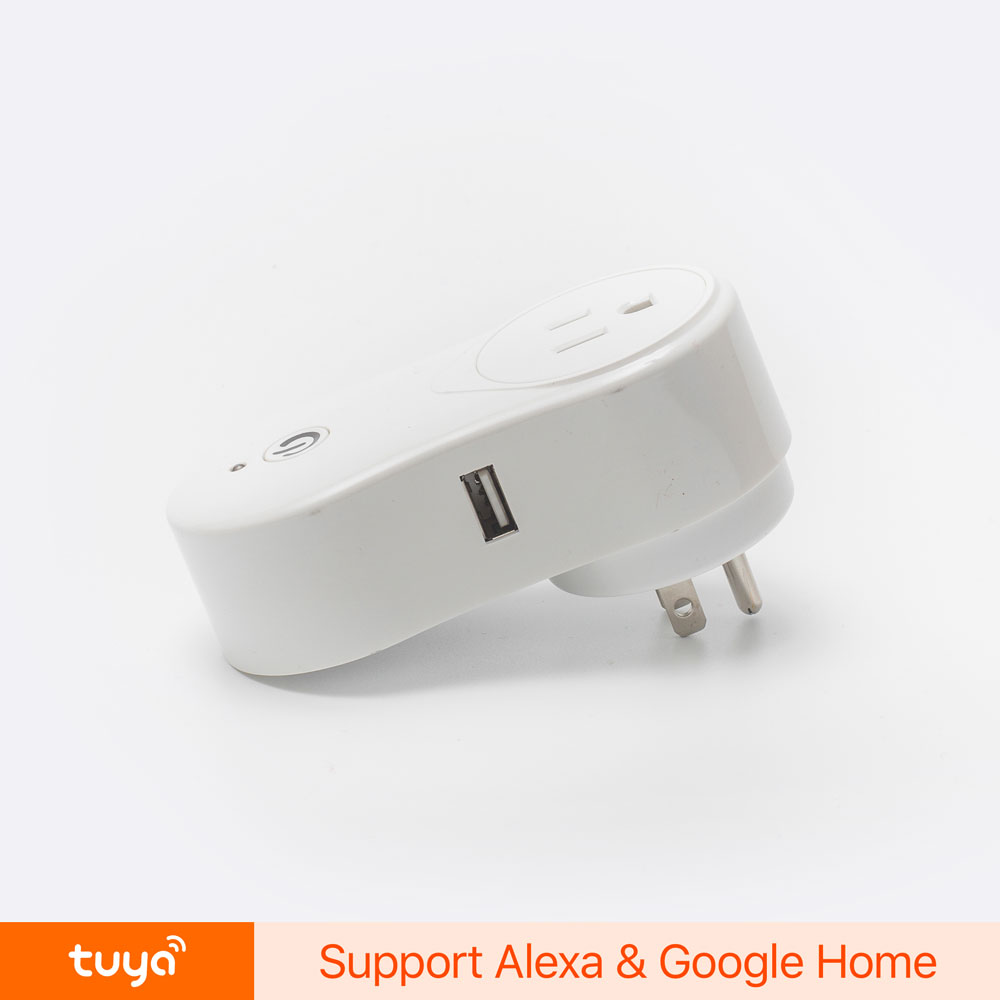 Hot Sales Smart Home OEM Alexa-Enabled European Electrical Receptacles