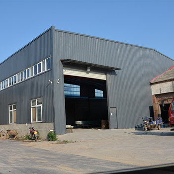 Canada Structure Prefabricated Cheap Cellular Beam Bolted Connection Steel  Warehouse Hangar - Buy Canada Steel Structure Prefabricated Warehouse,Cheap