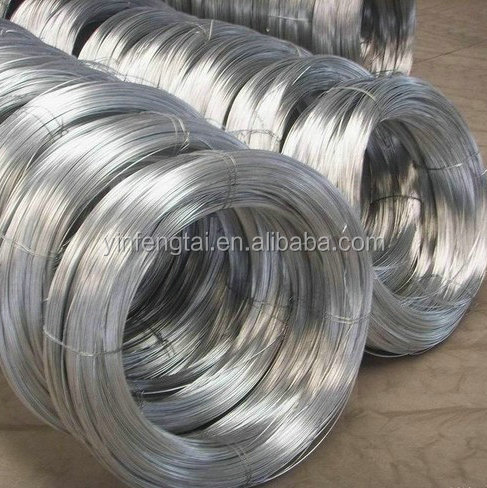 China export galvanized fishing wire/galvanized steel wire strand for fishing