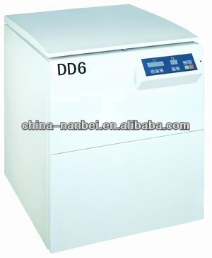 Large capacity function of laboratory low speed centrifuge