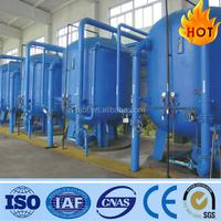 Mechanical filter for sewage treatment, quartz sand & fiber ball & activated carbon