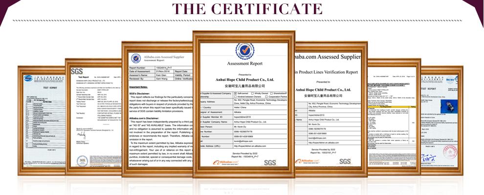 EN certificate