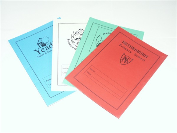 Hot Sale Low Cost School Notebook, Wholesale A5 Size Exercise Book