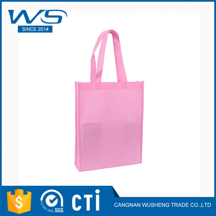 Newest sale superior quality various color customizable non-woven shopping bags