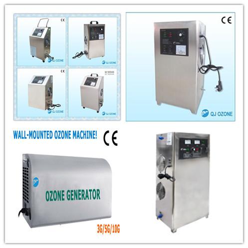 ozone laundry machine