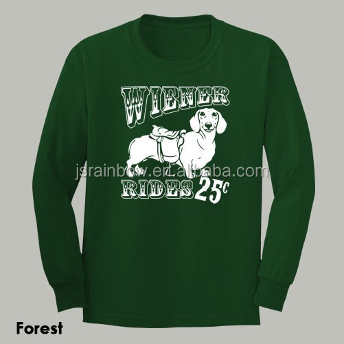 Best quality new arrival sport long sleeve fleece dog printing pretty hoodies D034