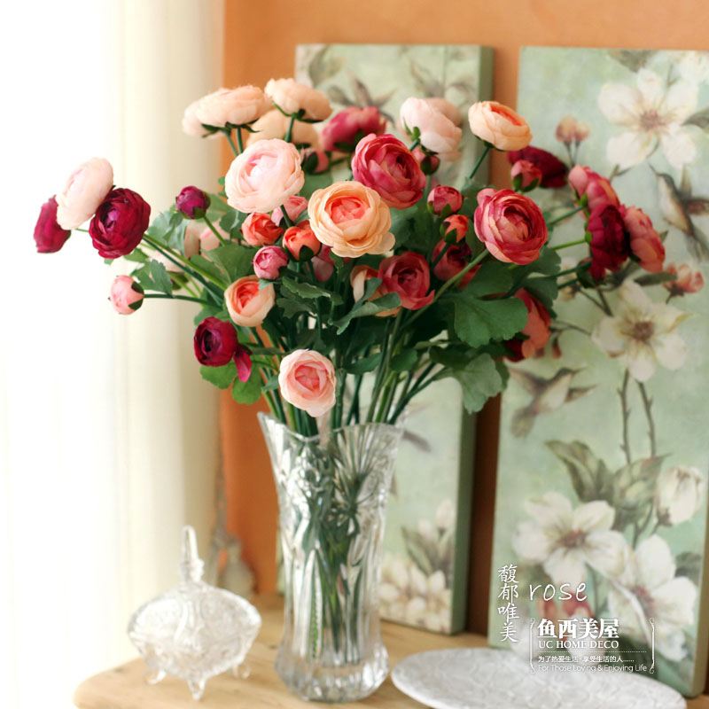 Home Decoration Flowers: Aliexpress.com : Buy Free Shipping 10pcs Fish Smile Rose