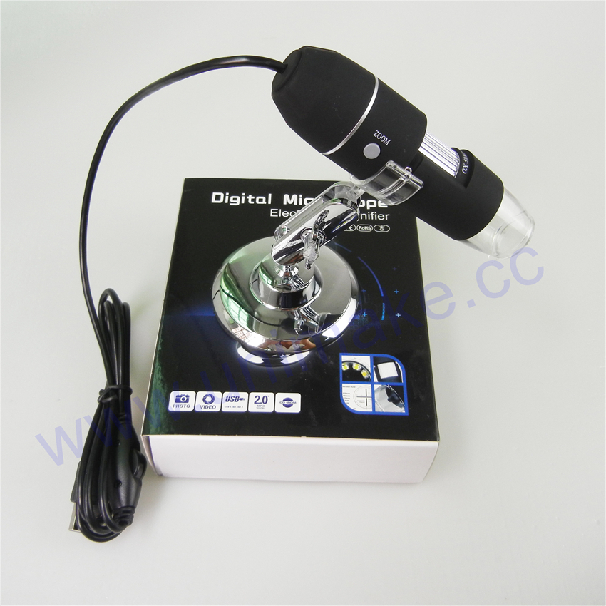 0X-50X-500X D102232 hdmi Microscope Camera Capillaroscope Electronic USB Digital Microscope 500X