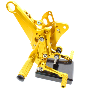 Motorcycle accessories CNC aluminum foot pegs