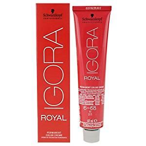 e12422724a Get Quotations · Schwarzkopf Professional IGORA Royal Hair Color Color 6-4  (Colorists´s Color Creme