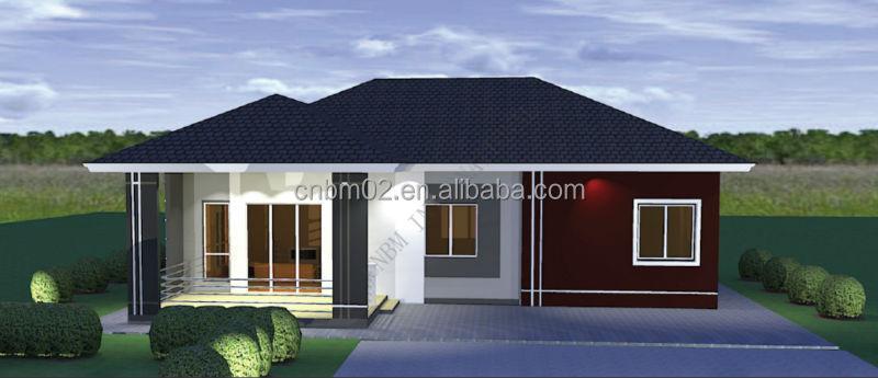 maison conomique en chine pas cher maison pr fabriqu e. Black Bedroom Furniture Sets. Home Design Ideas