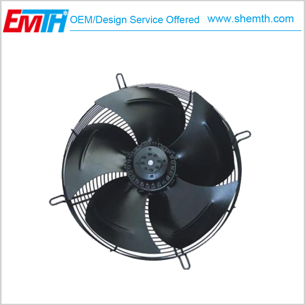 Axial Fan Motor For Refrigeration Equipment In Cooling System