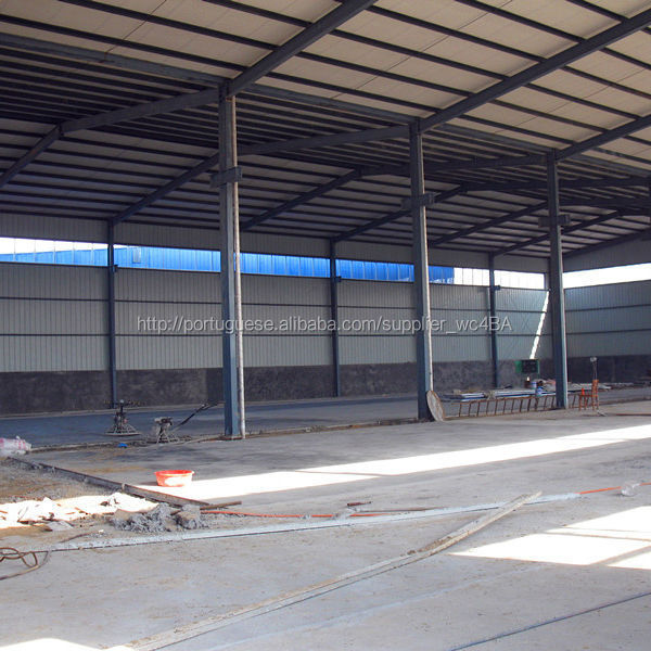 Steel Structures prefab steel structure warehouse in Australia