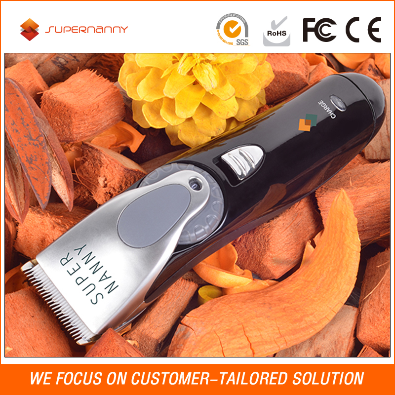 Fashion design salon equipment head hair shaver light indicator hair clipper