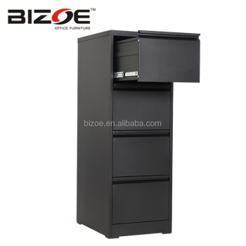 Metal Commercial Office Furniture Godrej 4 Drawer Design Vertical ...