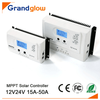 DC24V 40A MPPT SOLAR CHARGE CONTROLLER FOR OFF GRID SOLAR SYSTEM