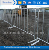 used crowd control barriers road safety barrier 23 years china supplier