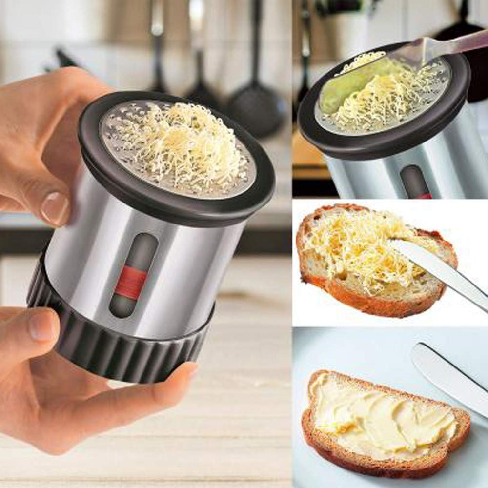 Joint Cooks Butter Mill Grate Stainless Steel Cheese Vegetable Hand Slicer Fruit/Vegetable/Chocolate Grater