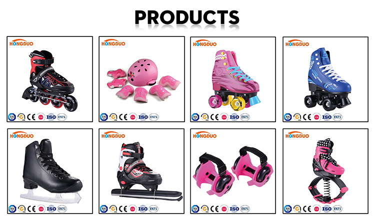Excellent quality adults flash quad roller skate