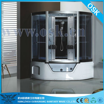 Wholesale Sauna Bath Indoor Steam Shower Room Shower Cabin