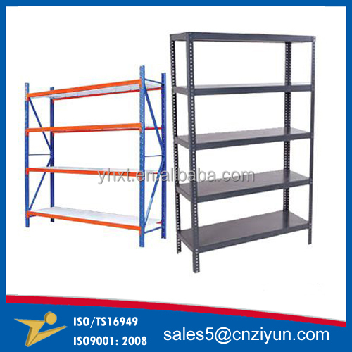 Clothes wall shelf storage cabinet garment shop decoration display rack