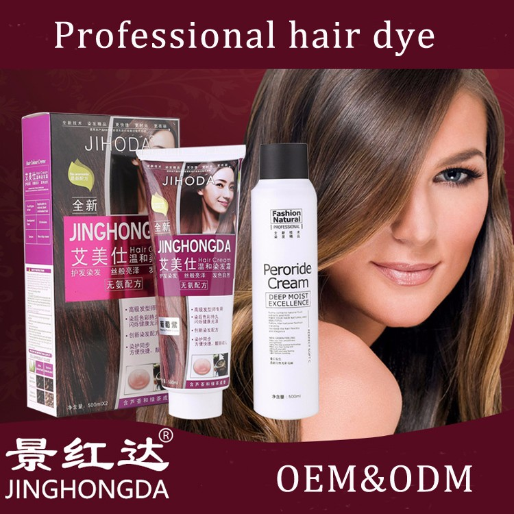 Hair Colors New Resorcinol Free Color Ppd And