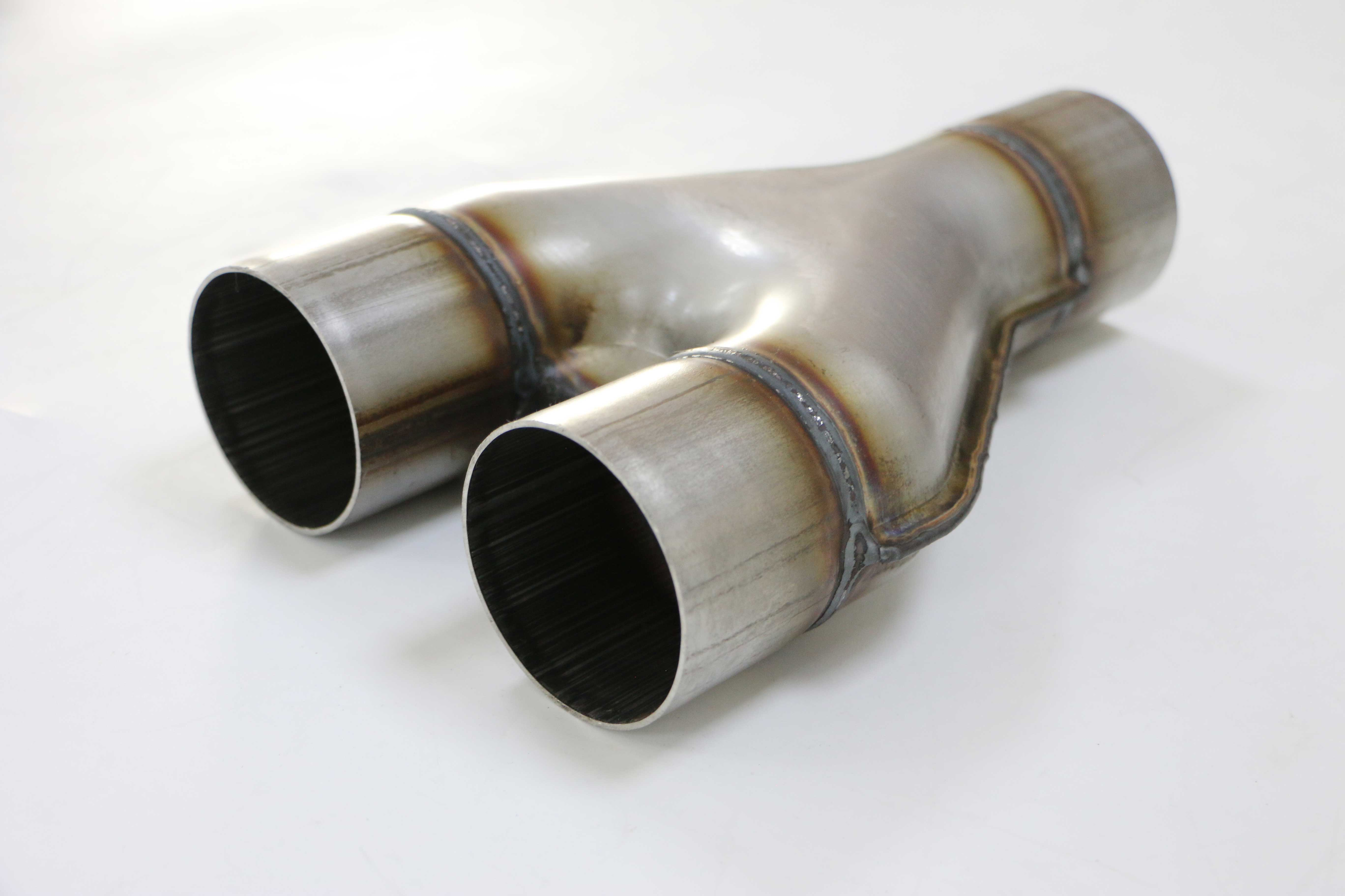 China best quality GRWA y pipe exhaust