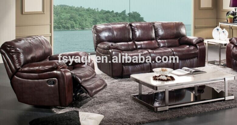 Single Leather Sofa, Single Leather Sofa Suppliers and ...