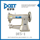 DT5-1 New Arrival industrial sewing machine Large canvas Sewing Machine adopts single needle oscillating shuttle to form lockst