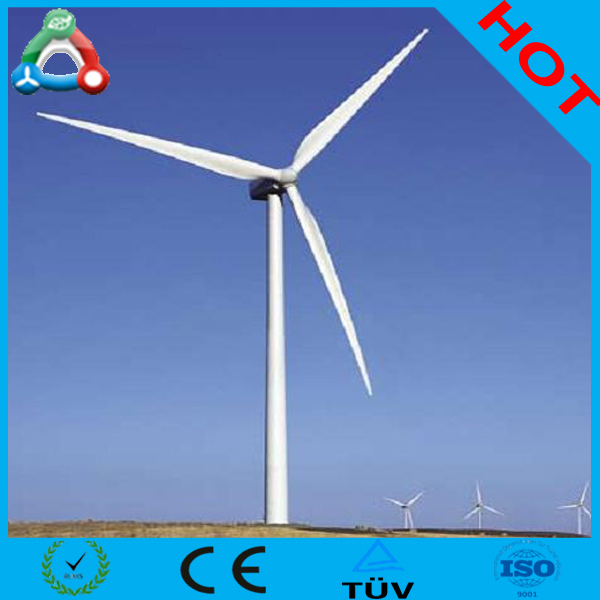 2014 New PMG 3kw Vertical Axis Wind Turbine