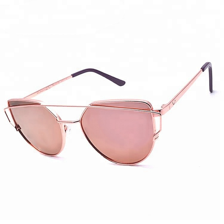 Outdoor Polar Cheap Metal Cat eye Ladies Cat Eye Sunglasses