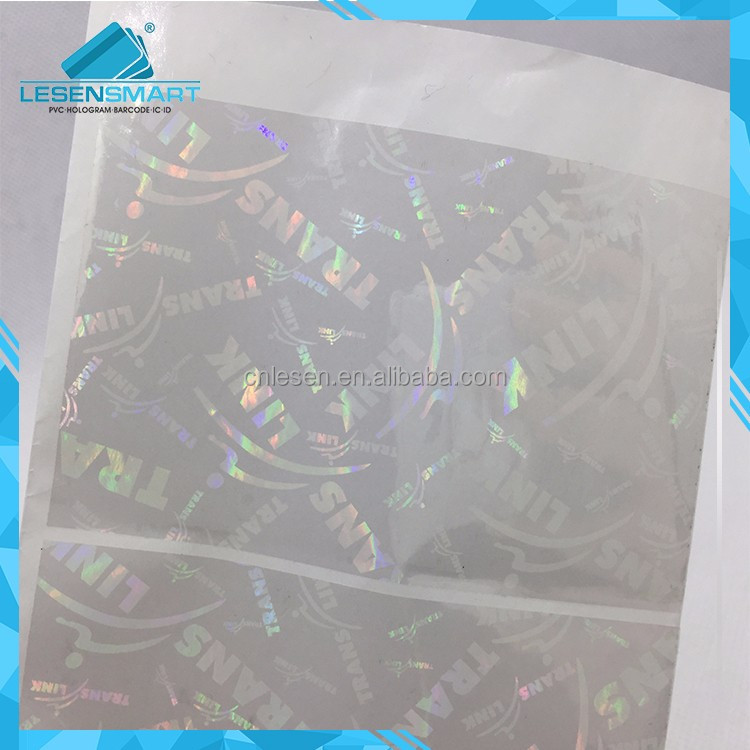 Hot Stamping 3d Hologram Overlay Custom Hologram Stickers - Buy Transparent  Hologram Stickers,Custom Hologram Sticker,3d Hologram Overlay Product on