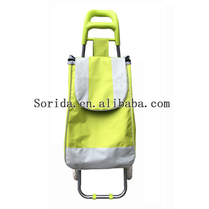 High Quality Stair-climbing Folding Shopping Trolley