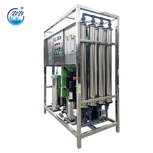 water treatment machine for liquor making