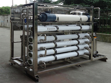 Portable Seawater desalination plant RO System Salt Water Treatment Plant