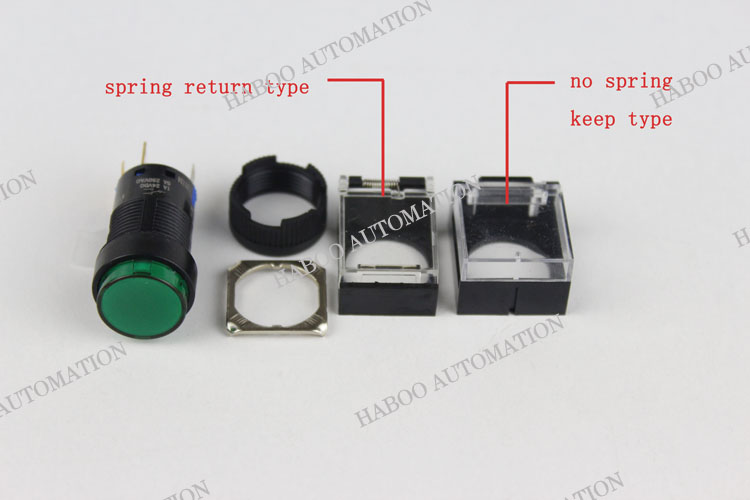 16mmpush Button Switch Protective Cover Buy Push Button
